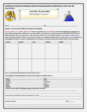 CHARTING THE DIFFERENCES OF PROPERTIES: A CHEMISTRY ACTIVITY