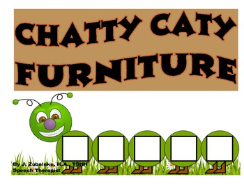 CHATTY CATY FURNITURE- Speech Therapy