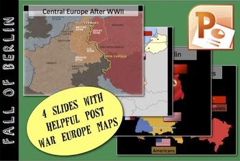 CHC2P CHC2D Cold War: Fall of Berlin