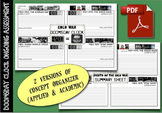 CHC2P CHC2D Cold War: Introduction