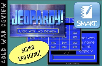 CHC2P CHC2D Cold War: Jeopardy Review