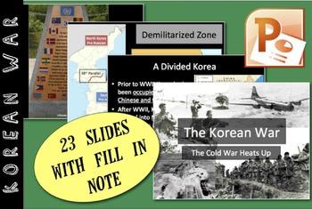 CHC2P CHC2D Cold War: Korean War