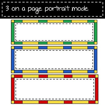 CHEVRON CHECKERED TASK CARD FRAMES { 20 png 300 dpi graphics}