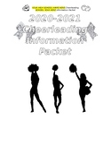 CHEER COACH Tryout Packet (editable) 30 Pgs! Scoresheet, Chants, Flyers & More!