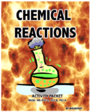CHEMICAL REACTIONS (NGSS MS-PS1-2, PS1.B, PS1.A)