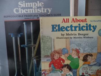 CHEMISTRY   ELECTRICITY      (SET OF 2)