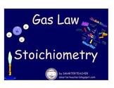CHEMISTRY - Gas Law Stoichiometry PDF
