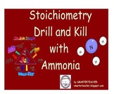CHEMISTRY - PDF - Stoichiometry Drill and Practice Set with Solutions.