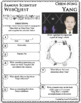 CHEN NING YANG - WebQuest in Science - Famous Scientist - Differentiated