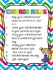 C.H.E.V.R.O.N. Binder/Book Parent Communication Tool