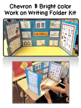 CHEVRON Work on Writing KIT