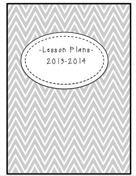 CHEVRON.Binder.Covers