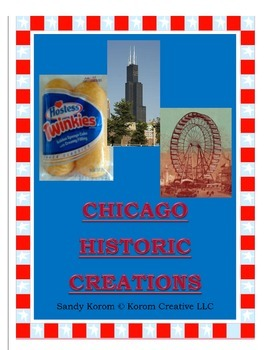 CHICAGO HISTORIC CREATIONS PRINTABLES: Chicago Inventions with activities