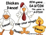 CHICKEN DANCE! HFW game...