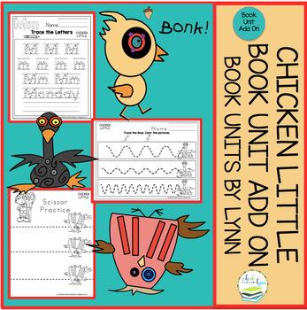 CHICKEN LITTLE BOOK UNIT ADD ON