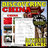 CHINA: Discovering China Activity Pack