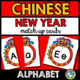 CHINESE NEW YEAR 2019 ACTIVITIES KINDERGARTEN (ALPHABET LETTERS MATCH UP GAME)