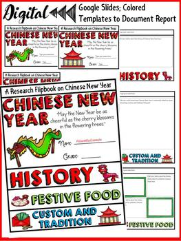 CHINESE NEW YEAR: DIGITAL RESEARCH: GOOGLE DRIVE: GOOGLE CLASSROOM