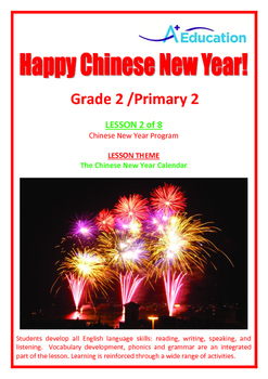 CHINESE NEW YEAR - Lesson 2 of 8 - Grade 2