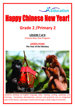 CHINESE NEW YEAR - Lesson 7 of 8 - Grade 2