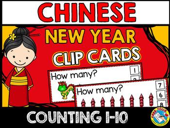PRESCHOOL CHINESE NEW YEAR (KINDERGARTEN ACTIVITIES COUNTING CENTER NUMBERS 1-10
