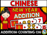 CHINESE NEW YEAR 2018 ● CHINESE NEW YEAR ADDITION COUNTING ON STRATEGY