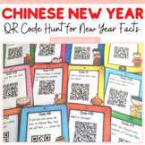 CHINESE NEW YEAR {QR CODE HUNT}