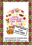 CHINESE NEW YEAR- over 60 pages of teaching ideas 2019: EARTH PIG YEAR