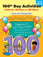 100th Day of School Activities (USA Version)