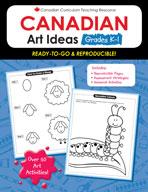 Canadian Art Ideas K-1