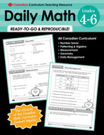 Canadian Daily Math 4-6
