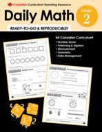 Canadian Daily Math Grade 2