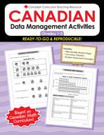 Canadian Data Management Activities 1-3