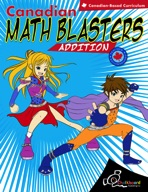 Canadian Math Blasters—Addition