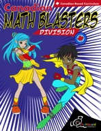 Canadian Math Blasters—Division