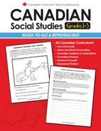 Canadian Social Studies 1-3