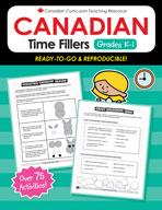 Canadian Time Fillers K-1