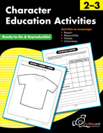 Character Education Activities 2-3 (USA Version)