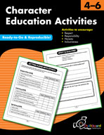 Character Education Activities 4-6 (USA Version)