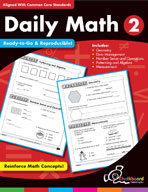 Daily Math Grade 2 (USA Version)