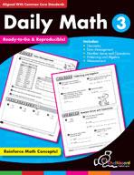 Daily Math Grade 3 (USA Version)
