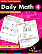 Daily Math Grade 4 (USA Version)