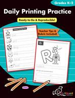 Daily Printing Practice K-2 (USA Version)