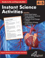Instant Science Activities: Grades 4-5 (USA Version)