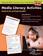 Media Literacy Activities: Grades 4-6 (USA Version)