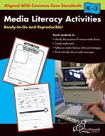 Media Literacy Activities: Grades K-3 (USA Version)