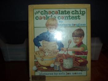 CHOC CHIP COOKIE CONTEST   ISBN 0-68-04043-8