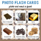 CHOCOLATE: 20 FLASH CARDS