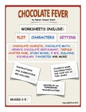 Chocolate Fever LIterature Guide Novel Study