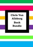 CHRIS VAN ALLSBURG BOOK BUNDLE - Worksheets - Picture Book Literacy